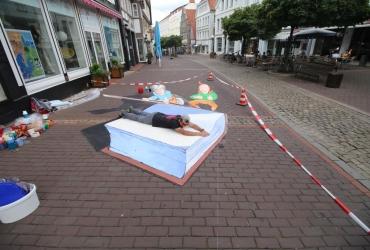 3D streetart Wilhelm Busch Tage Stadthagen10