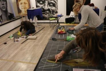 3D Streetart Workshop in Kevelaer 2018 by FreddArt (3)
