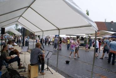 StreetArt Festival Soegel Unterhaltungsprogramm