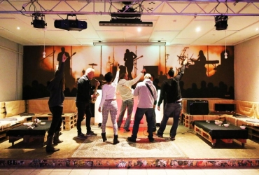 3D Raumdesign Musikfans in Rostock