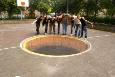 Streetart workshop Lelystad