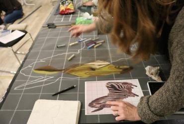 3D Streetart Workshop in Kevelaer 2018 by FreddArt (2)