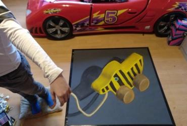 3D Streetart Workshop in Kevelaer 2018 by FreddArt (4)