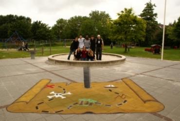 Streetart workshop Lelystad