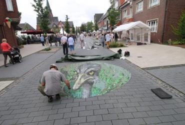 International Streetart Festival Sögel 2016