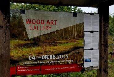 WoodArt Gallery Krefeld 2015